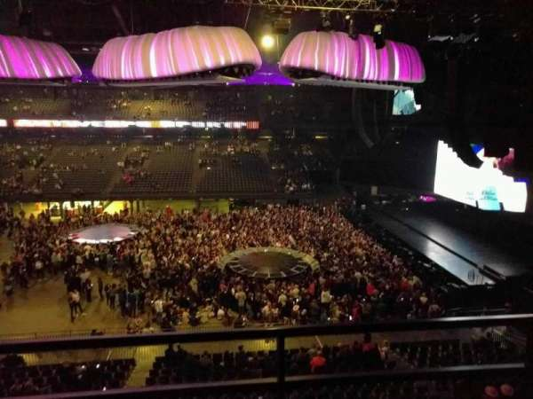 Sportpaleis, section: 212, row: 2, seat: 5