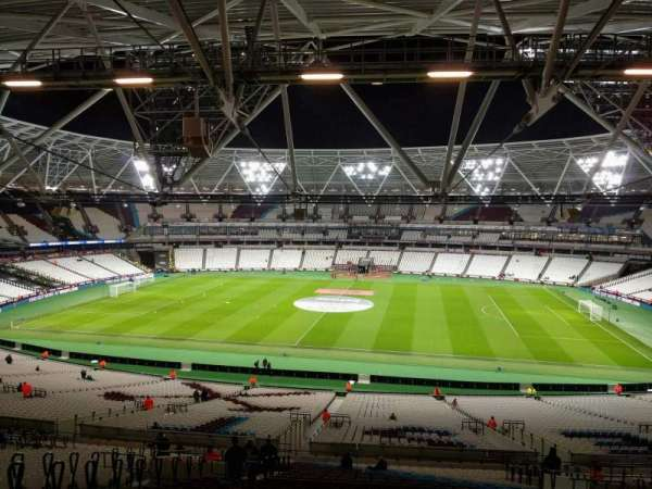 London Stadium, section: 237, row: 60, seat: 388