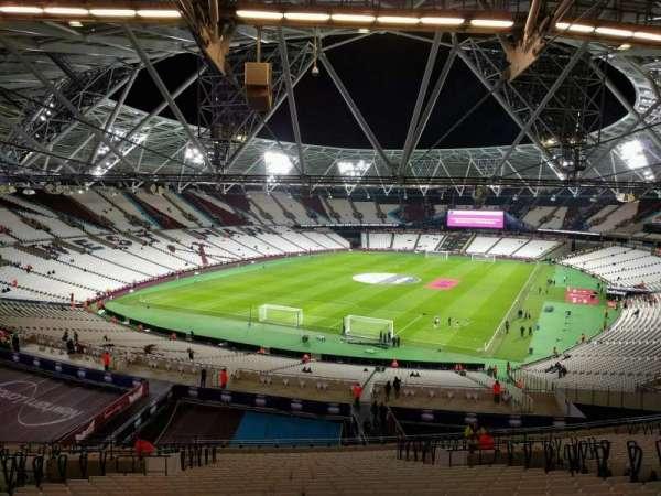 London Stadium, section: 254, row: 59, seat: 759
