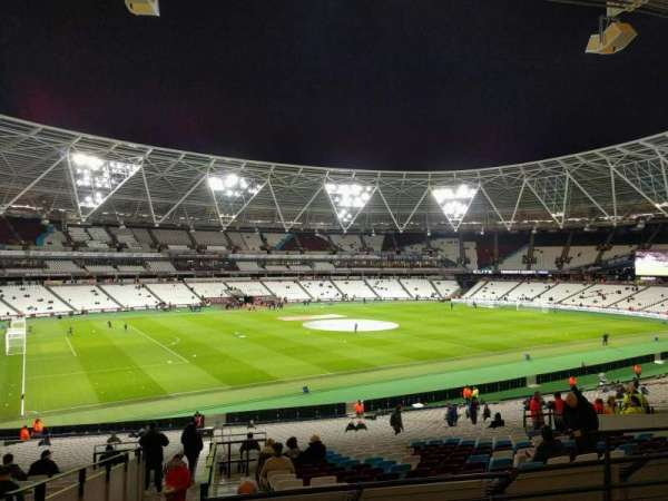 London Stadium, section: 232, row: 35, seat: 564