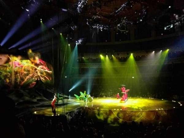 Royal Albert Hall, section: Stalls H, row: 11, seat: 31