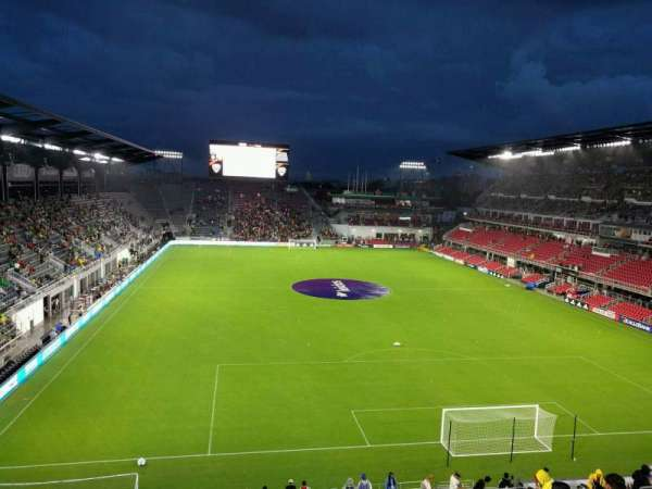 Audi Field, section: 118, row: 28, seat: 17