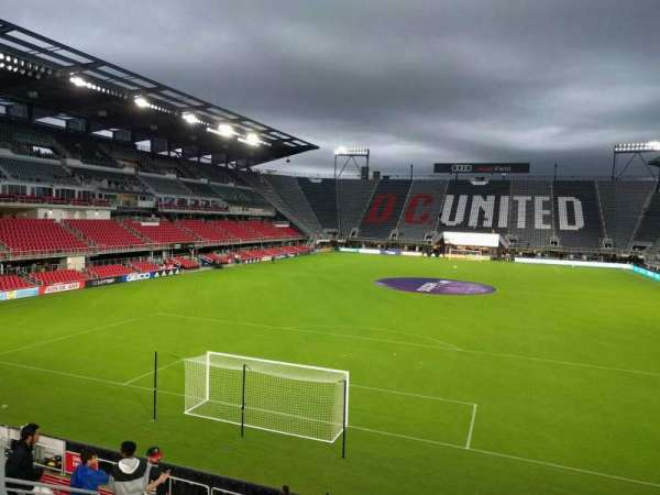 Audi Field, section: 136, row: 16, seat: 21