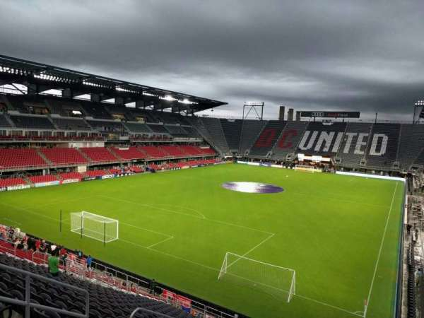 Audi Field, section: 134, row: 23, seat: 12
