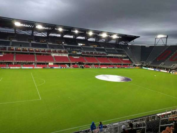 Audi Field, section: 130, row: 19, seat: 13