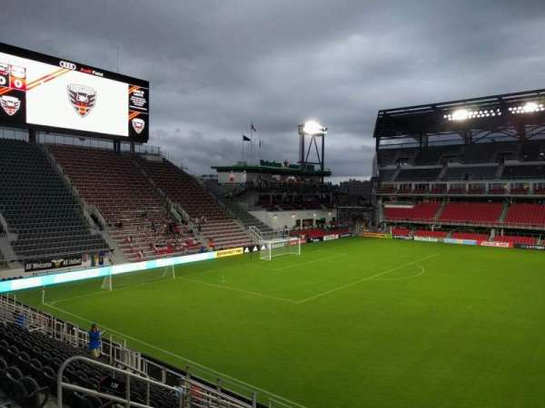 Audi Field, section: 128, row: 13, seat: 16