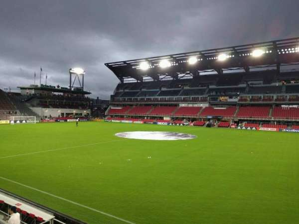 Audi Field, section: 125, row: 5, seat: 12