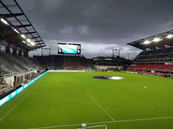 Audi Field, section: 119, row: 9, seat: 12