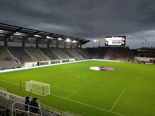 Audi Field, section: 115, row: 17, seat: 13