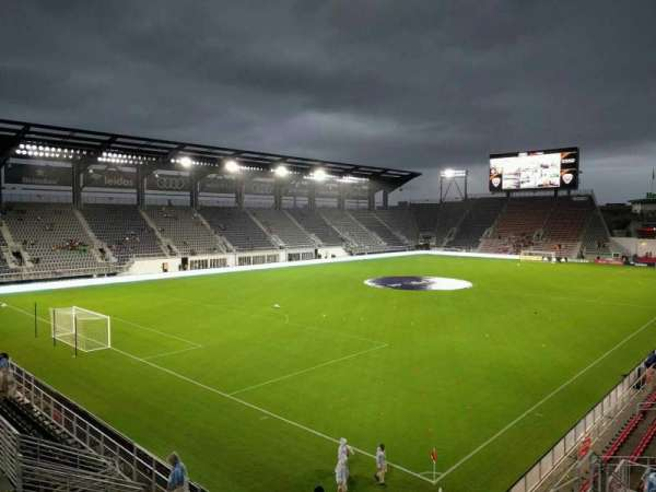 Audi Field, section: 113, row: 15, seat: 5