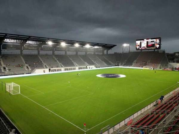 Audi Field, section: 112, row: 16, seat: 4