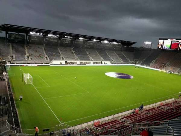 Audi Field, section: 111, row: 26, seat: 8