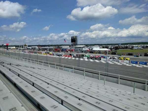 Pocono Raceway, section: 104, row: 10, seat: 23