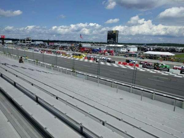 Pocono Raceway, section: 106, row: 14, seat: 19