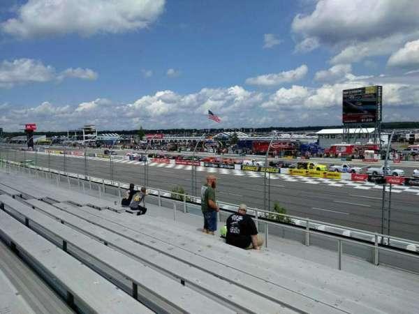 Pocono Raceway, section: 108, row: 11, seat: 15