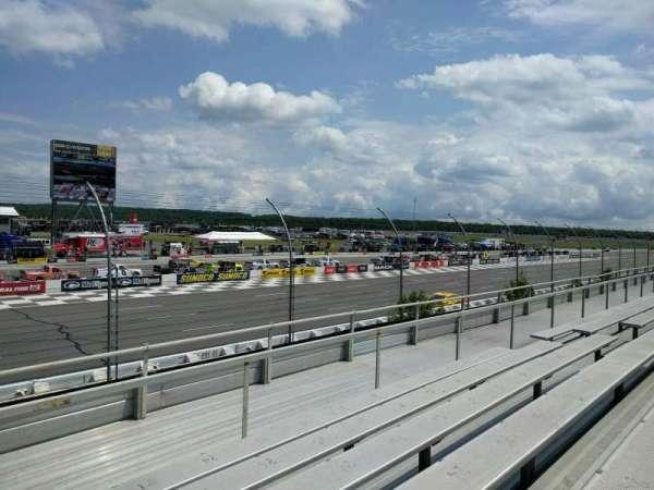 Pocono Raceway, section: 112, row: 6, seat: 15