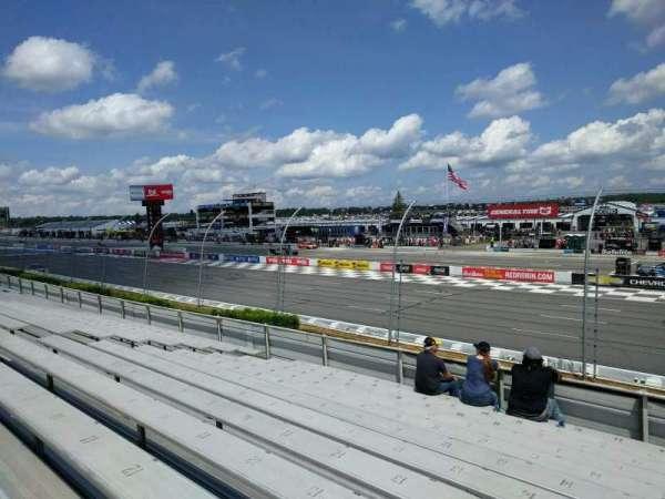 Pocono Raceway, section: 114, row: 12, seat: 13
