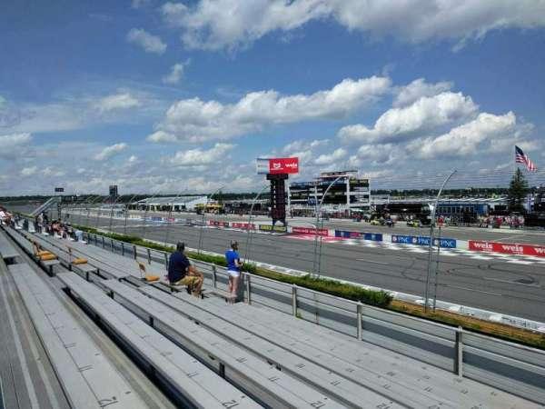 Pocono Raceway, section: 116, row: 9, seat: 17