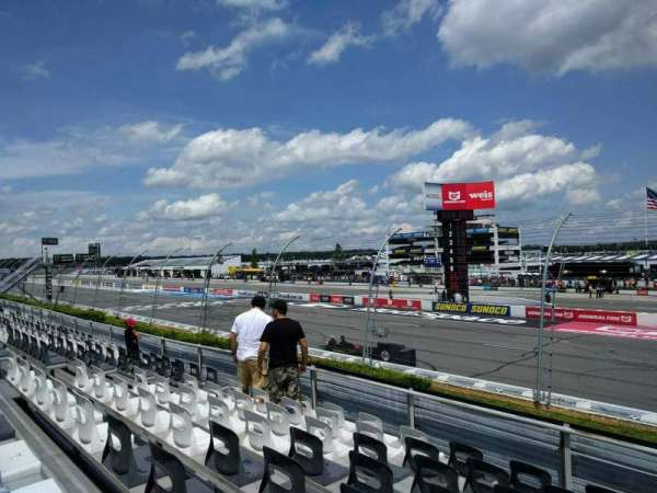 Pocono Raceway, section: 118, row: 8, seat: 11