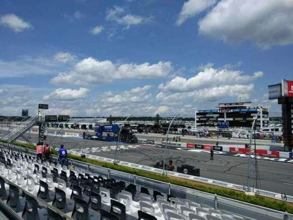 Pocono Raceway, section: 120, row: 11, seat: 25