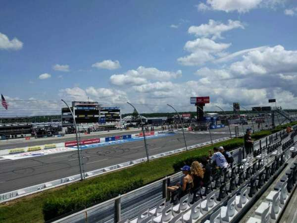 Pocono Raceway, section: 126, row: 7, seat: 16