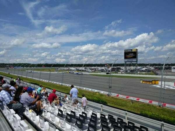 Pocono Raceway, section: 134, row: 11, seat: 12