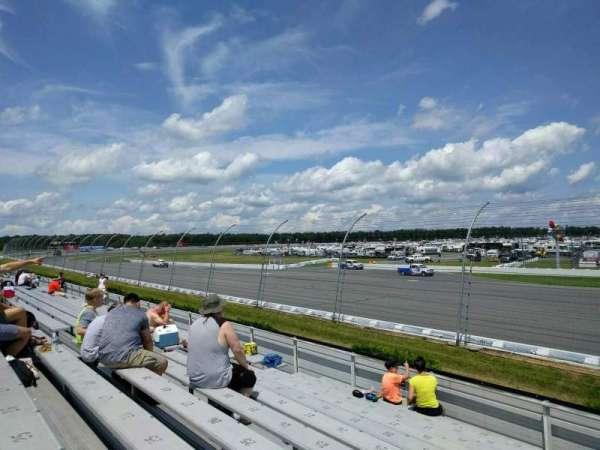 Pocono Raceway, section: 136, row: 11, seat: 19