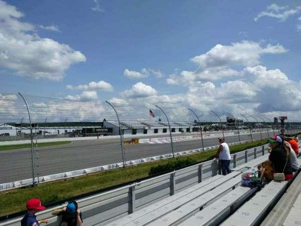 Pocono Raceway, section: 138, row: 7, seat: 19