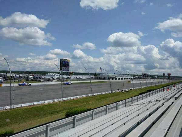 Pocono Raceway, section: 142, row: 10, seat: 27