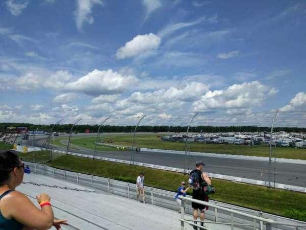 Pocono Raceway, section: 142, row: 15, seat: 11