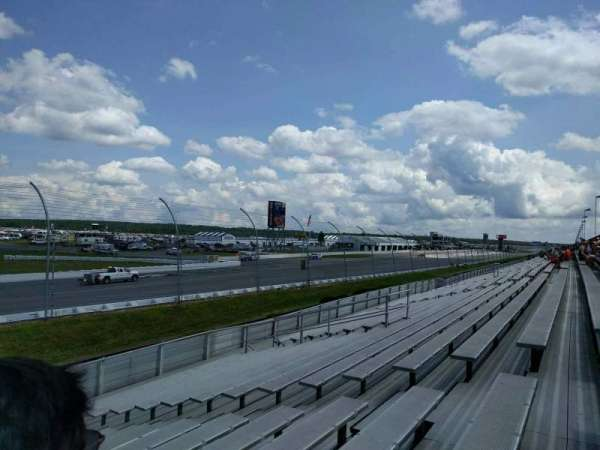 Pocono Raceway, section: 146, row: 15, seat: 7
