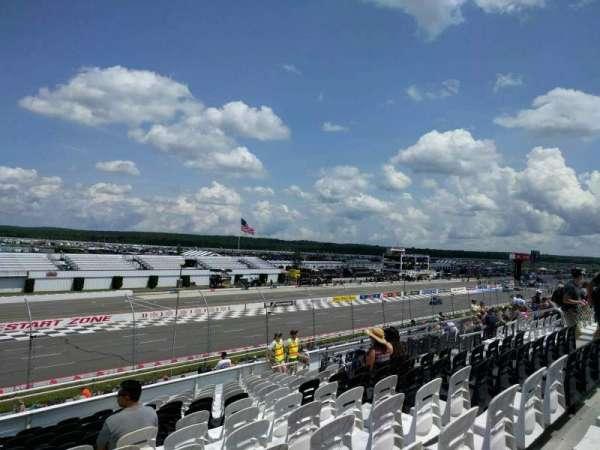 Pocono Raceway, section: 240, row: 30, seat: 15