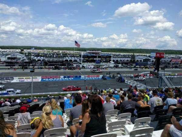 Pocono Raceway, section: 228, row: 38, seat: 12