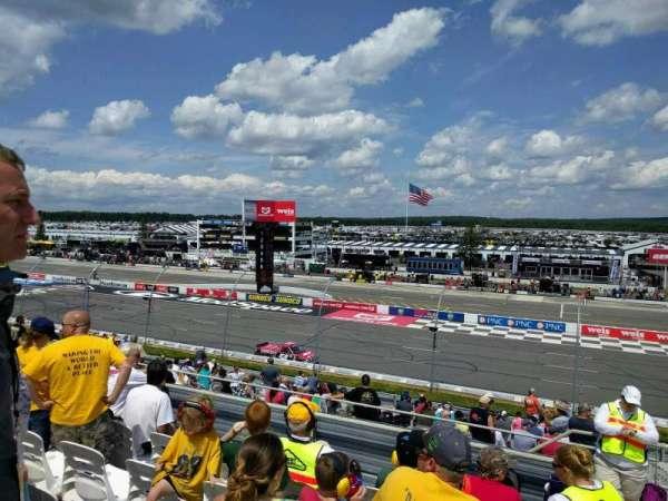 Pocono Raceway, section: 220, row: 23, seat: 21