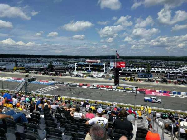 Pocono Raceway, section: 232, row: 44, seat: 22