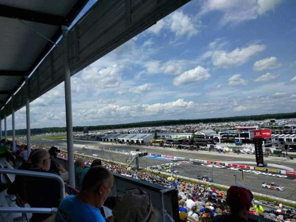 Pocono Raceway, section: 319, row: 4, seat: 5