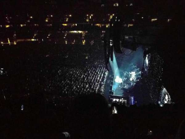 Nationwide Arena, section: 201, row: j, seat: 9