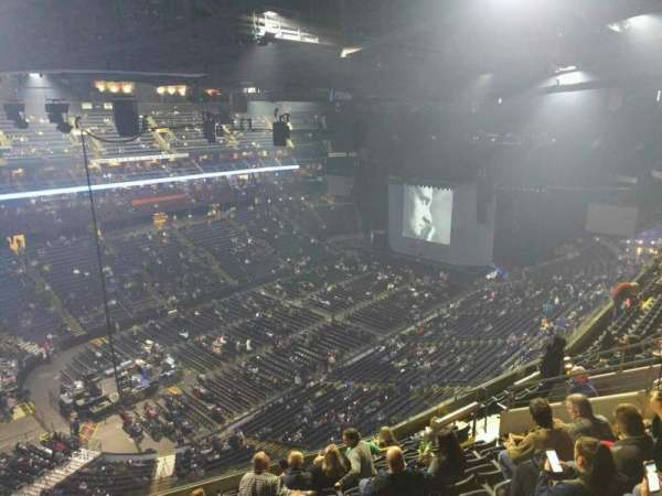 Nationwide Arena, section: 206, row: l, seat: 14