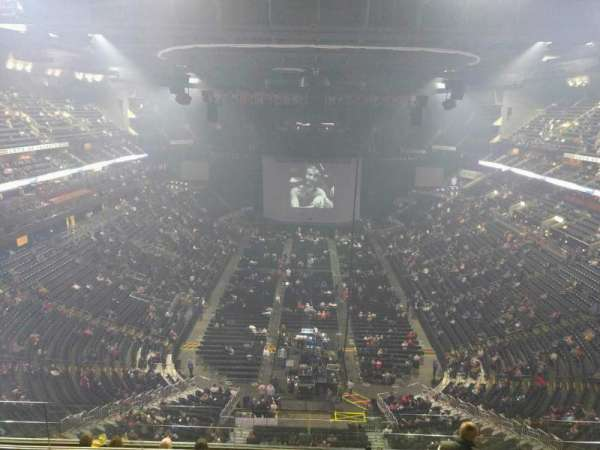 Nationwide Arena, section: 210, row: h, seat: 9