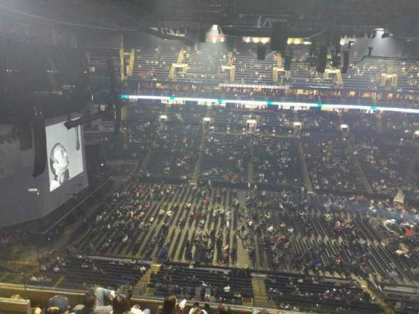 Nationwide Arena, section: 217, row: f, seat: 16
