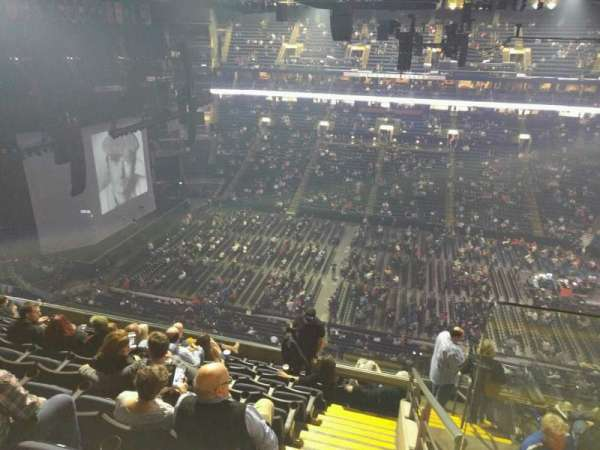 Nationwide Arena, section: 217, row: j, seat: 1