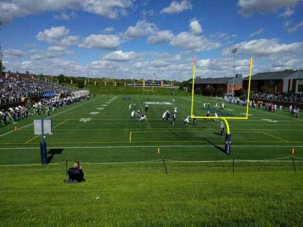 Sellick Bowl, section: lawn