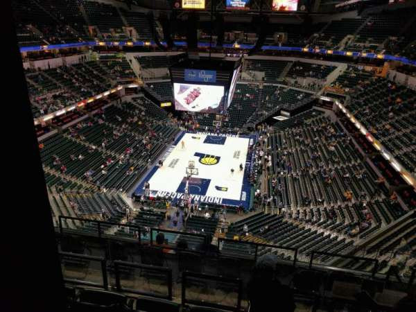 Bankers Life Fieldhouse, section: 216, row: 8, seat: 8