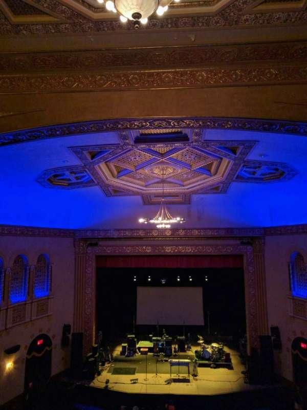 Michigan Theater, section: balc c, row: g, seat: 108