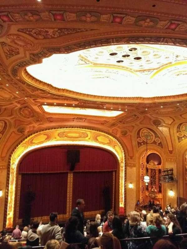 Shea's Buffalo, section: Balcony 5, row: u, seat: 5