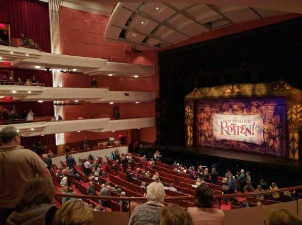 Thrivent Hall at Fox Cities Performing Arts Center, section: Dress Circle, row: d, seat: 246