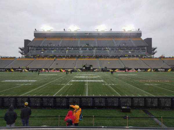 Tim Hortons Field, section: 115, row: 5, seat: 15