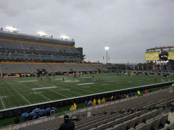 Tim Hortons Field, section: 117, row: 18, seat: 13