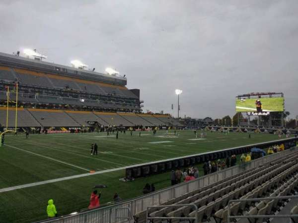 Tim Hortons Field, section: 119, row: 10, seat: 7