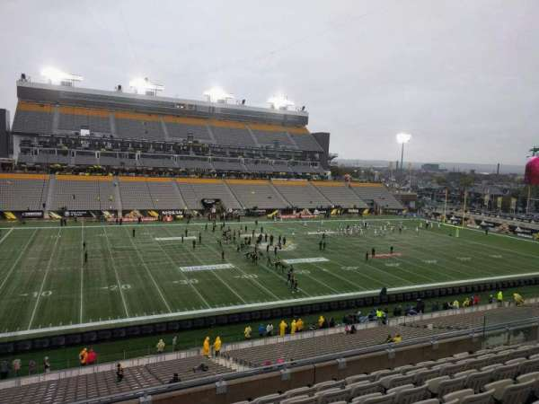 Tim Hortons Field, section: 217, row: 18, seat: 16